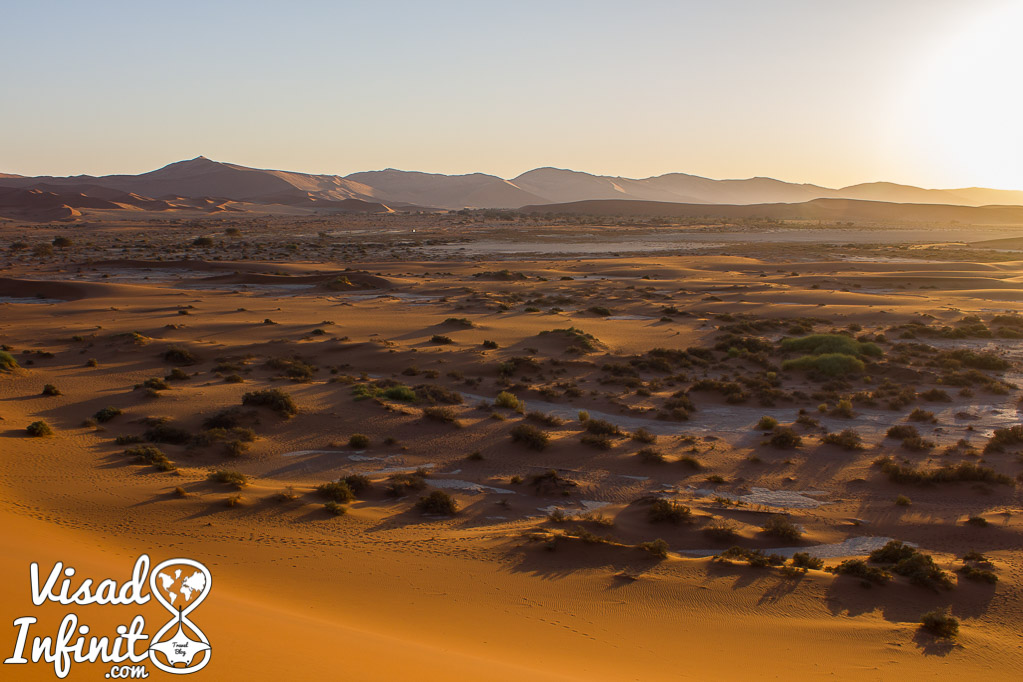 Foto Sossusvlei Namibia