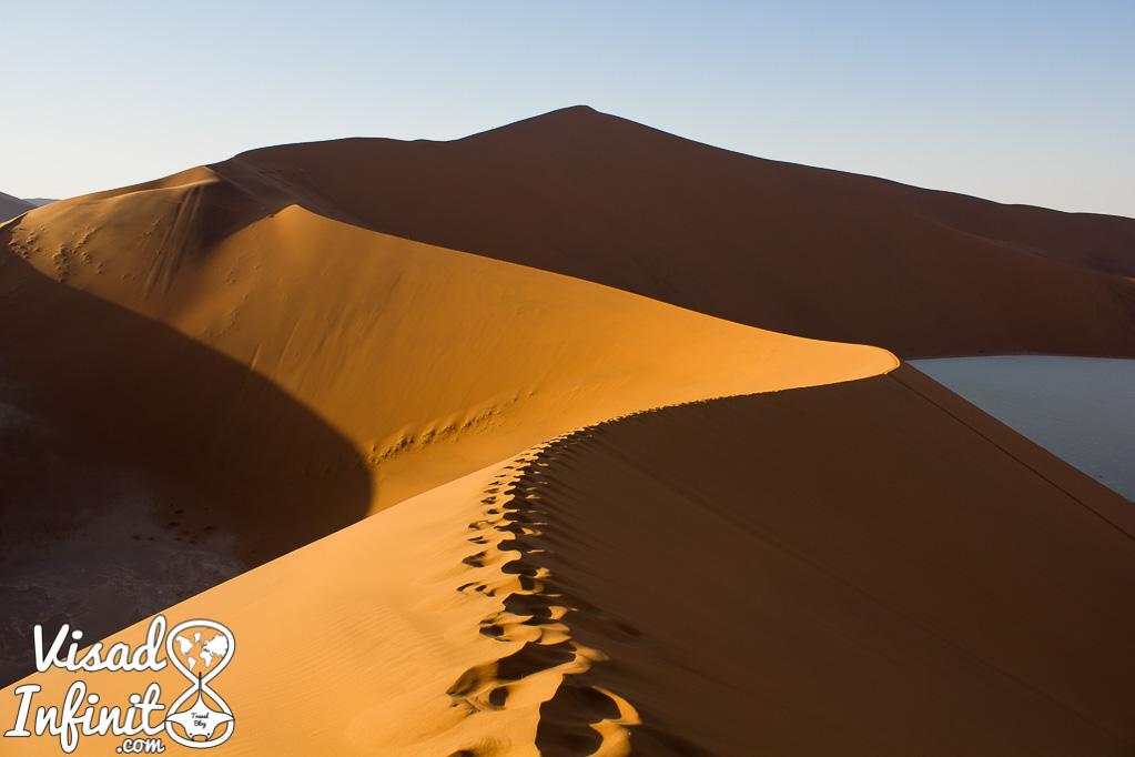 Foto Big Daddy para viajar a Namibia