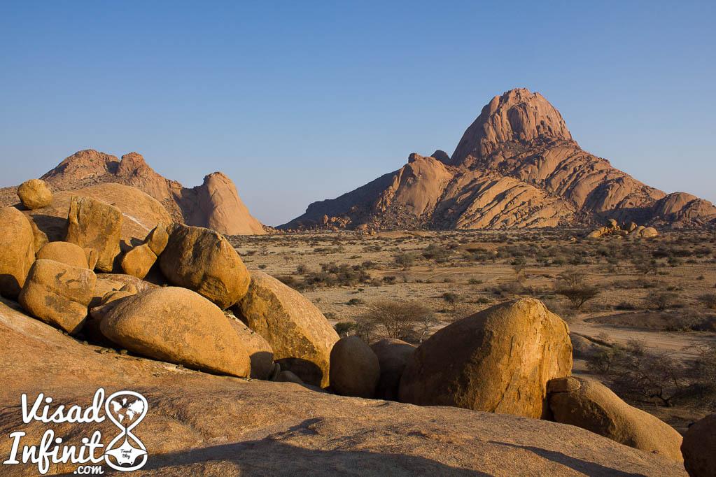 Foto Spitzkoppe, Namibia