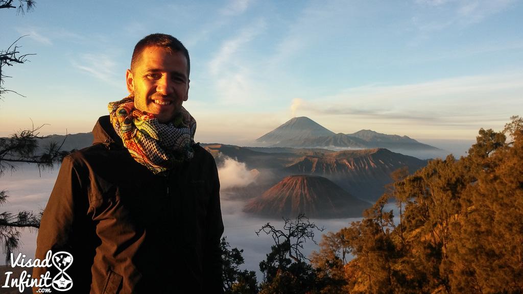 Monte Bromo - Indonesia - Visado Infinito