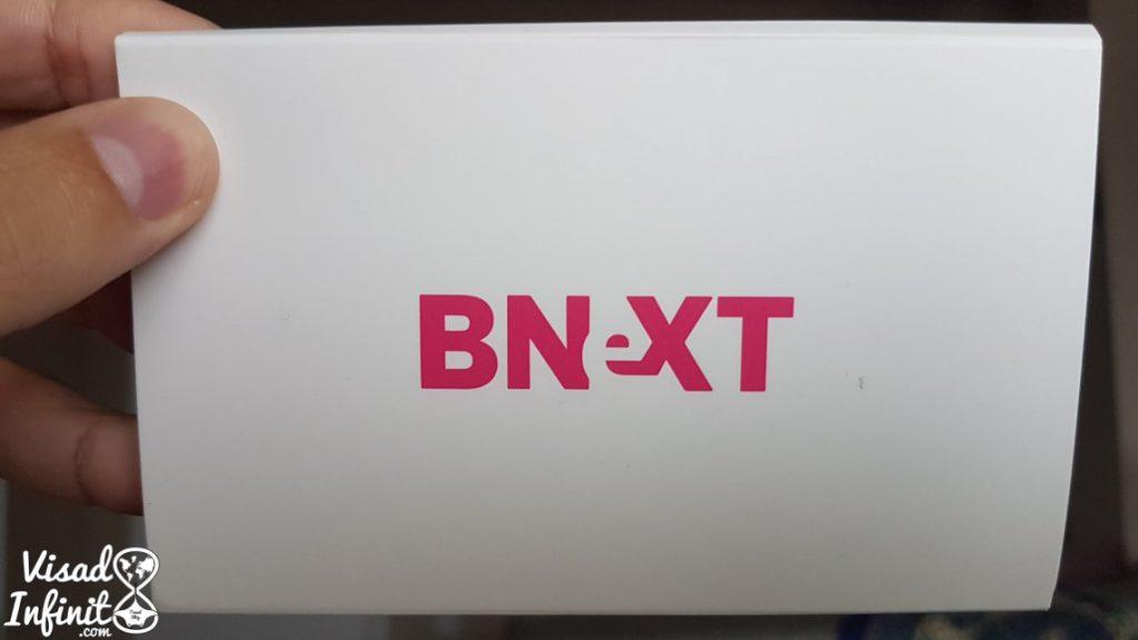 Bnext- La mejor tarjeta para viajar