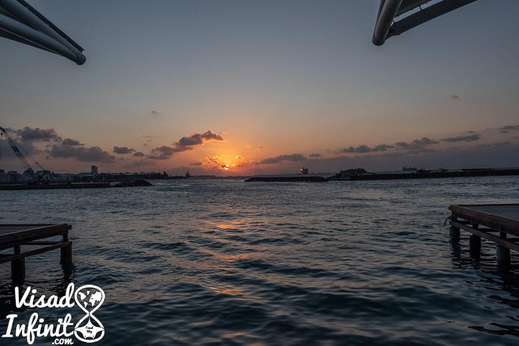 Adios Maldivas