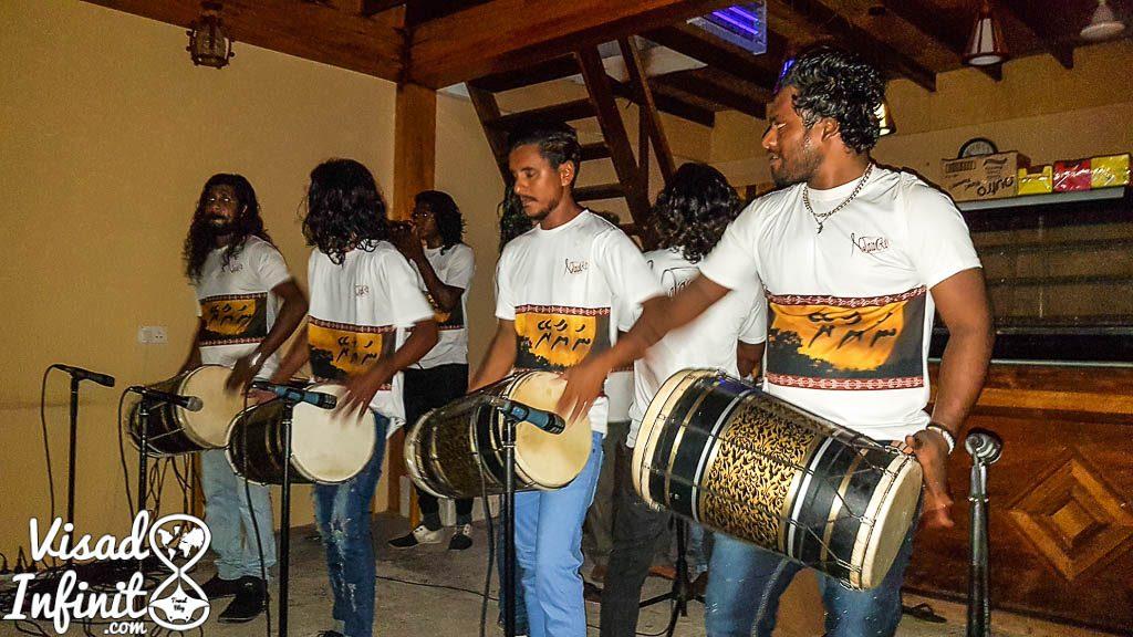 Día a día en Maldivas