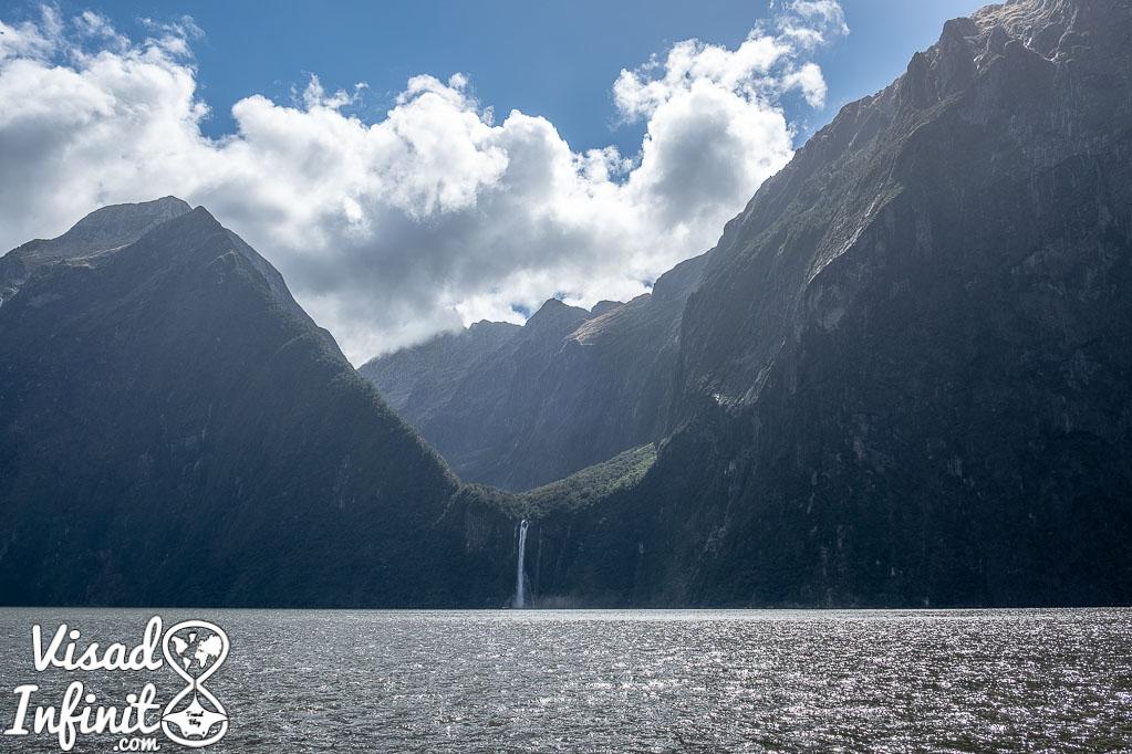 día a día en Nueva Zelanda - Milford