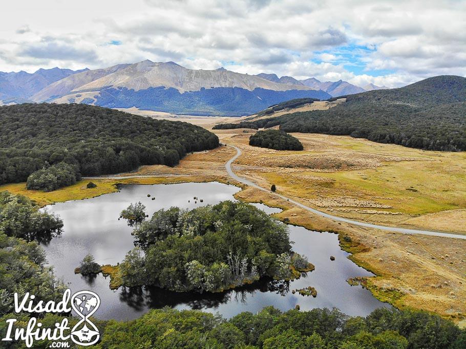 día a día en Nueva Zelanda - Fangorn